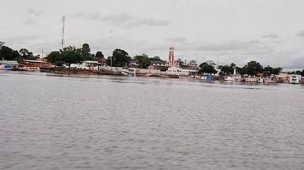 O naufrágio ocorreu próximo a cidade de Barreirinha