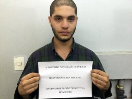 Brayen Santana teria praticado o homicídio após um acidente de trânsito no Mindu