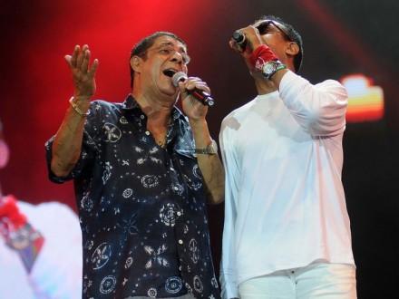 Renomados nomes da musica brasileira, na festa