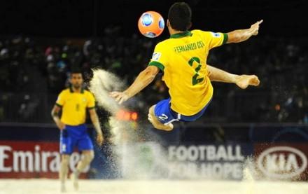 Brasil passeou contra o Paraguai e ficou com o titulo