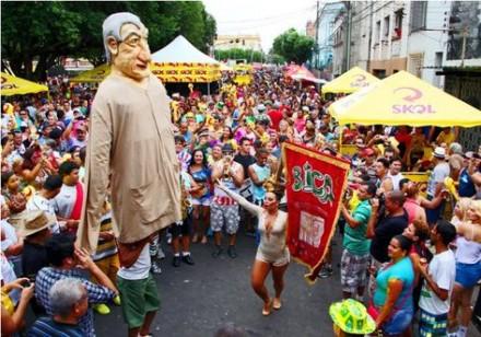Ja estánas ruas campaha de combate a exploração sexual no Carnaval
