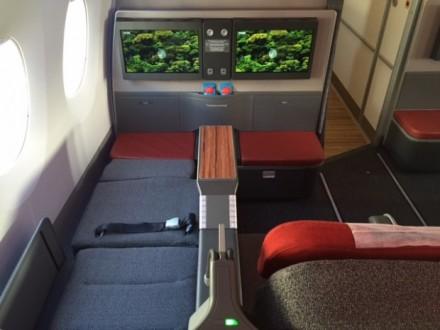 Maior conforto na aeronave