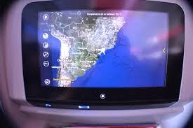Diversão e informação, durante o voo