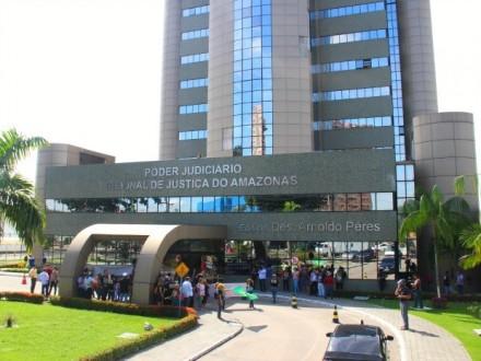 Sede do Poder Judiciário do Amazonas