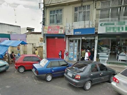 \o jogo da sorte, foi feito nesta lotérica, na rua \visconde de P|orto Alegre, na \Praça 14