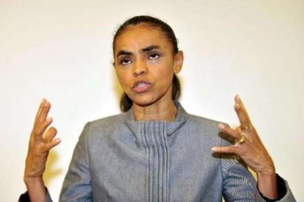 Marina Silca, da Rede Solidarieade, volta a ciuritcar o Governo Dilma e o PT