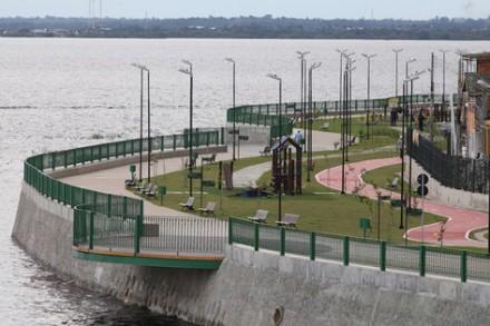 O Parque Rio Negro, será um dos vários palcos dessa programaçao