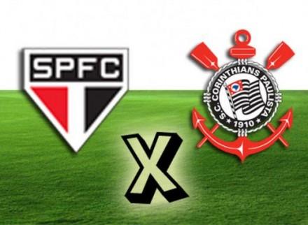 O clássico, reúne rivais histórcios do futebol paulista