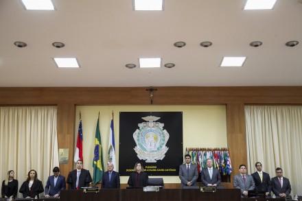 Na abertura dos trabalhos, a presidente Graça Figueiredo, previu grandes desafios no decorrer do ao