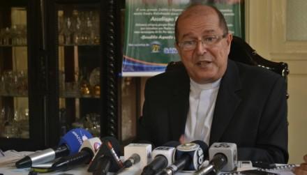 Dom Sergio Castriani, fala da importância da campanha para a sociedade