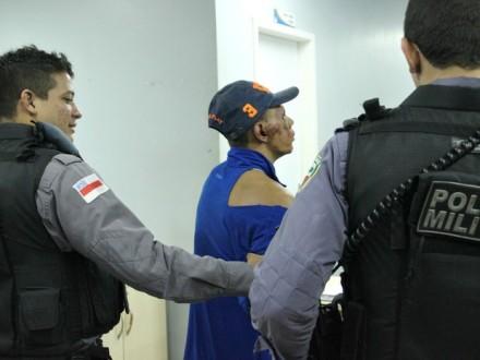Presa dupla suspeita de praticar arrastão no S. Raimundo