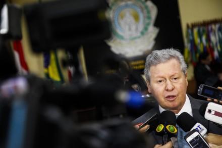 Arthur vê positiva a gestão de  Graça Figueiredo no TJAM