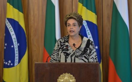Na mensagem de abertuar do Congresso, Dilma cita o Ziza vírus e a CPMF como prioridades