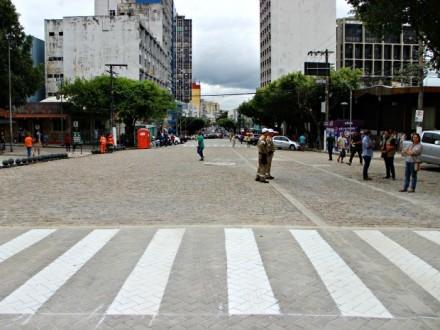 Prefeitura entrega a segunda etapa da revitalização histórica, da Av. Eduardo Ribeir