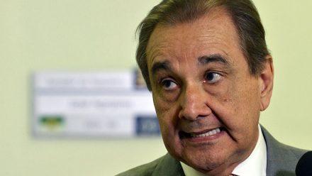 Senador do PSDB, etm sigilos bancário e fiscal quebrados pelo STF