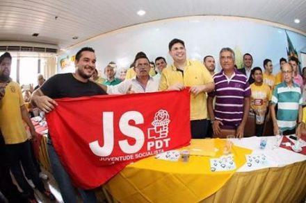 No início de maro deste ano, Hissa Abrahão, trocou o PPS, partido por onde se elegeu deputado, pelo PDT