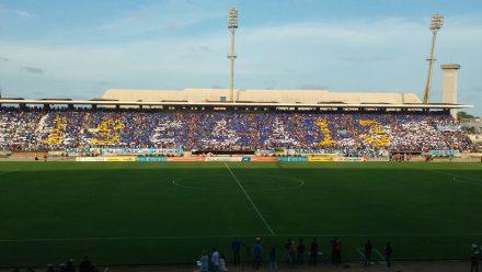 Arena, \rei Pelé, em Natal, o palco do jogo