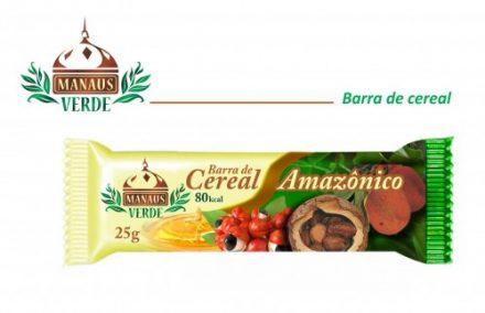 Cereal, com insumos da Amazônia