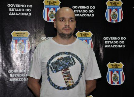 gerente, Jonathan Carlos Munhoz Saraiva,estapreso