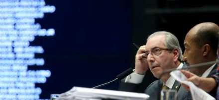 STF deve julgar amanhã, pedido de afastamento de Cunha