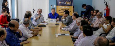 Nota Fiscal Eletrônica, deve aumenatr a arrecadação municipal