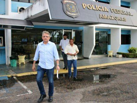 Avelino afirma que essa agressão, não o impedirá de continuar a trabajlhar por um Brasil mehor