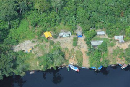Região do baixo Amazonas