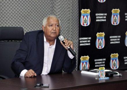 Francisco Sobriho é novo delegado Geral de Polícia do Etado