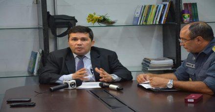 A boa noticia, foi dada pelo secretário Sérgio Fontes
