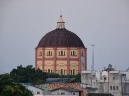 Após, passar pela Catedral de Manaus, a imagem encontra-se no Santuário de Fátima, na Praça 14