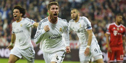 Real vence M. City e jogará a final da Liga contra o A. Madrid