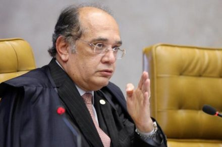 Ministro \Gilmar \mendes, presidente do STE