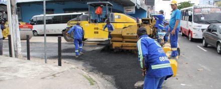 Com o fim das   obras emergenciais, tudo volta ao normal na Tapajós e D. Batista