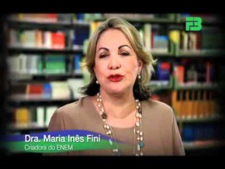 Maria Inês Fini, presidirá o Inépe