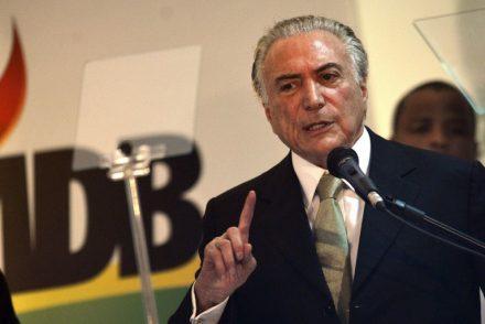 Temer, não é o que o Brasil quer, mas é uma ligeira mudança no rumos da ida dos brasieiros