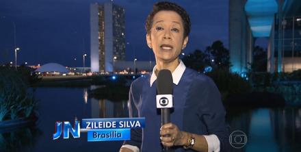 A jornalista Zileide  Silva foi uma as vítimas