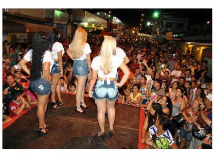 Moradores do Alvorada comemoram aniversário com três dias de festa