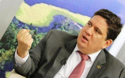 Conselheiro Ari Moutinho, presidente do TCE Amazons