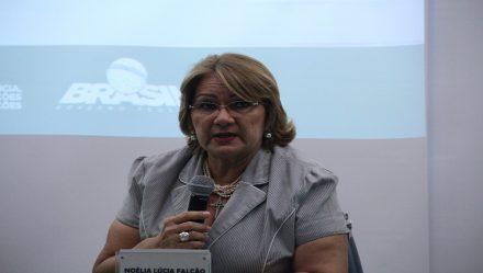 Conferencista Noelia Falcão