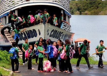 MPE fiscaliza a falta de transporte escolar, em Parintins