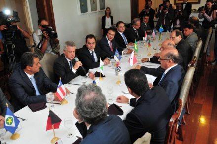 Governo Federal, fecha acordo com os estados, sobre reescalonamento das dívidas
