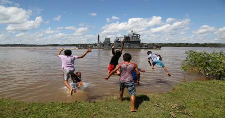 Marinha do Brasil, na Operação Ágata 11