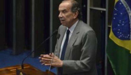 Aluysio Nunes, é o líder do Governo Temer no Senado