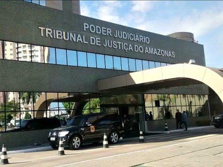 Magistrados alvos de operação da Polícia Fedreal, no Amazonas