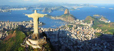 A cidade agora espera pelas bençãos do Cristo, para enfrentar o difícil momento