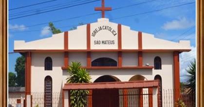 Além de assalta, o prédio da Igreja também sofre danificações