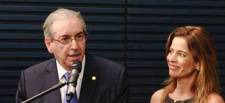 Casal, Eduardo Cunha e Claudia Cordeiro