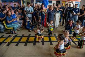 A expectativa e que Manaus, tenha mais cinco creches municipais no 2º semestre.