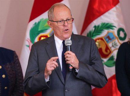 Kuczynsk, eleito presidente do Peru quer um governo,