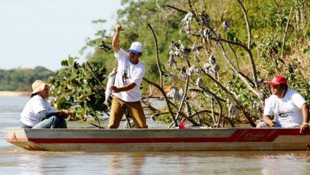 O Festival da pesca esportiva, espera 150 mil visitantes ( foto divulgação)